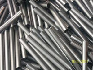 stainless steel tube drilling