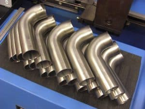stainless steel tube bending